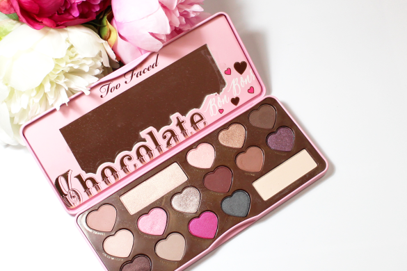 Too Faced Chocolate Bon Bons palette review