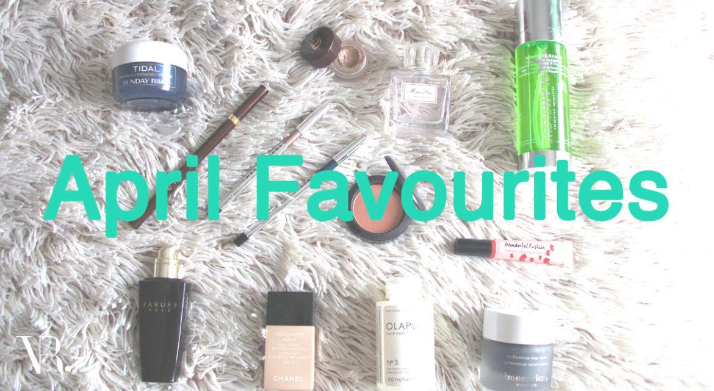 april favourites youtube beauty makeup