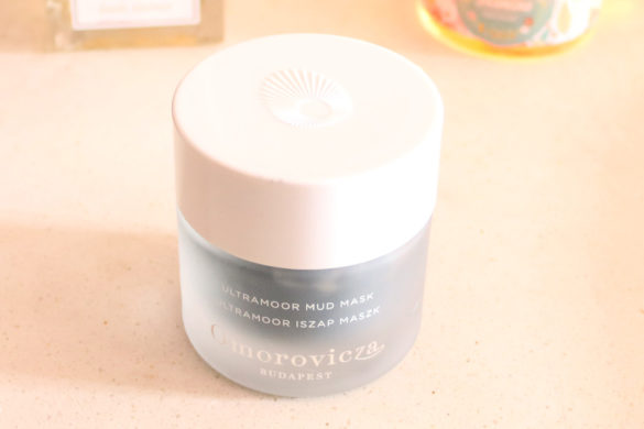 ultramoor mud mask omorovicza