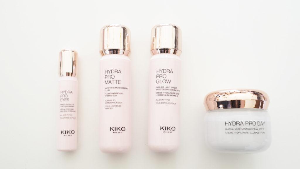 Kiko skincare