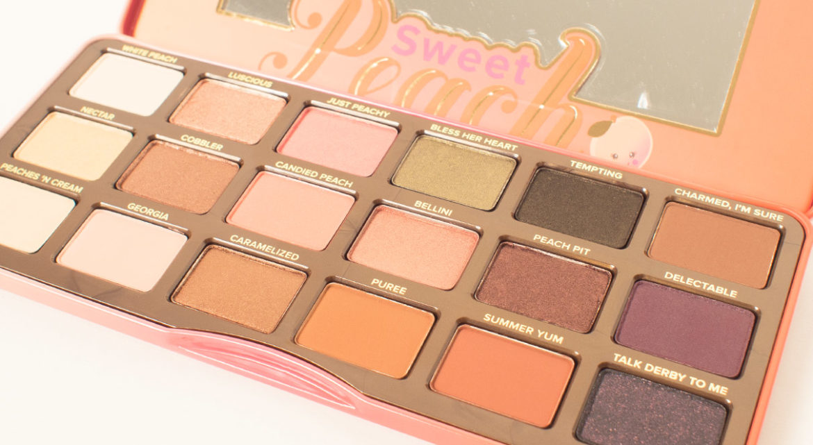 Too Faced Sweet Peach