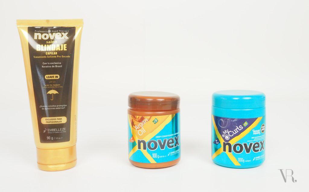 Expocosmética | Produtos de cabelo Novex por Embelleze