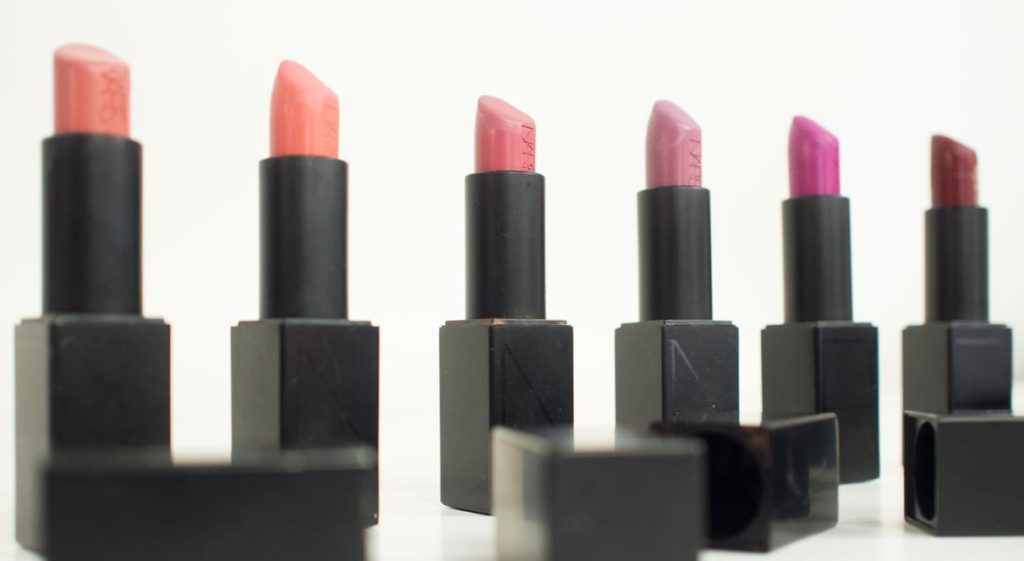 NARS Lipstick Audacious